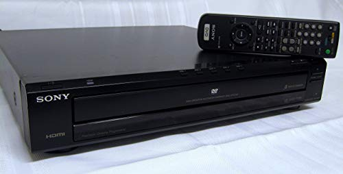 For Sale! Sony DVP-NC800H/B HDMI/CD Progressive Scan 5-Disc DVD Changer Black (Renewed)