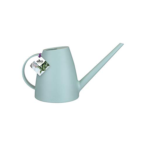 Elho Brussels Watering Can Regadera, 1.8 litros, Menta, 13.4 x 33 x 17.8 cm