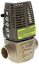 Taco 1 SWEAT 24V N.C. TWO-WAY ZONE VALVE WITH MANUAL OVERRIDE