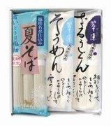 麺ギフトセット (夏そばセット(B)851)