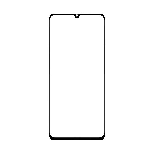 RUNNA para Xiaomi Mi 10 Lite Zoom Pegamento Completo Pantalla Completa Película de Vidrio Templado