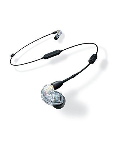 Shure SE215-CL-BT1-EFS - Auriculares inalámbricos con aislamiento de sonido
