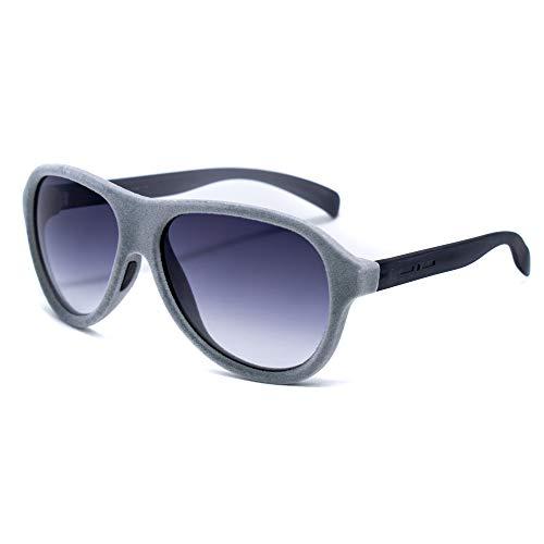 italia independent 0094V-077-000 Gafas de sol, Gris, 56 para Mujer