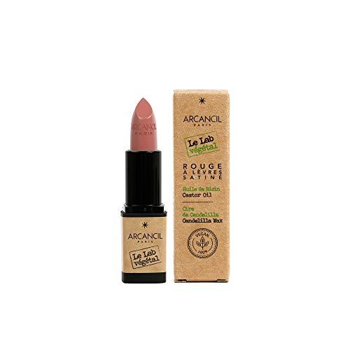 Arcancil Rouge À Lèvres Satiné Lab Végétal 405 Nude