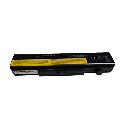 onlyguo 10.8V 5200MAH M495 M580 M595 V380 V480 V485 V580 V585 K49 B480 B485 B585 Batería de Repuesto para Lenovo IdeaPad G580 Z580 Y480 G480 G485 Z380 Y480N L11L6F01 L11O6Y01 L11P6R01 L11S6601