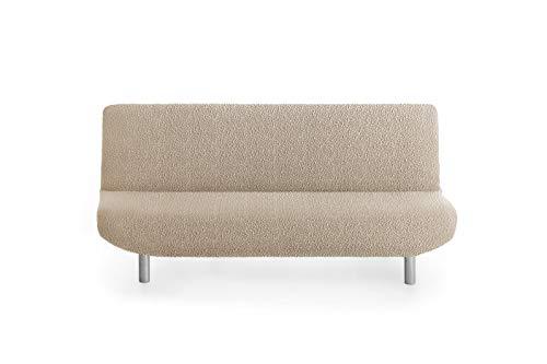 Eysa 3D Funda de sofá, Beige, 3 plazas