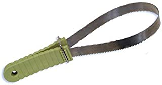 Safari by Coastal Dual-Sided Shedding Blade with Stainless Steel Blade De-Shedding Tool for All Dog Coat Types