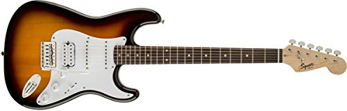 Squier by Fender Bullet Stratocaster HSS LF Brown Sunburst