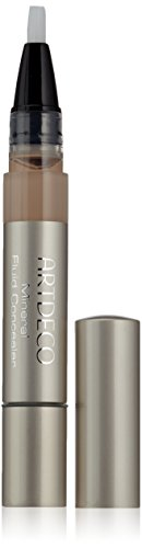 Artdeco Make-Up femme/woman, Mineral Fluid Concealer Nummer 09 Neutral beige, 1er Pack (1 x 4 ml)