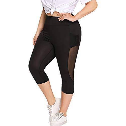 ABsoar Perspektive Sportlegging Mode Freizeit Gamaschen Plus Größen Spleiß Yoga Elastische Hosen Fitness Streetwear Jogginghose