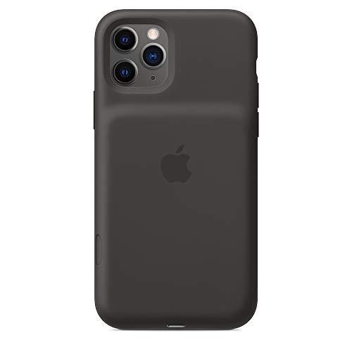 Apple Smart Battery Case mit kabellosem Laden (für iPhone 11 Pro) - Schwarz - 5.8 Zoll