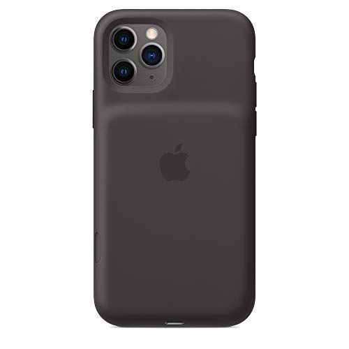 Apple Funda Smart Battery Case de Carga inalámbrica (para el iPhone 11 Pro), Negro