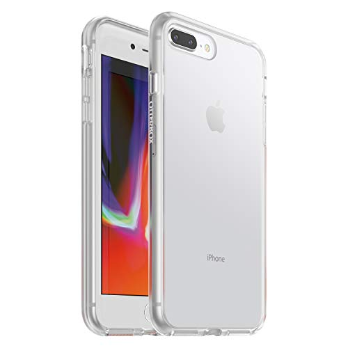 Otterbox Sleek - Funda Anti-Caídas Fina para iPhone 7 Plus / 8 Plus, Transparente, sin Caja Retail