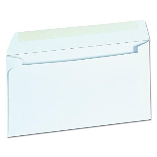 Universal 35206 Business Envelope, #6 3/4, 3 5/8 x 6 1/2, White (Box of 500)