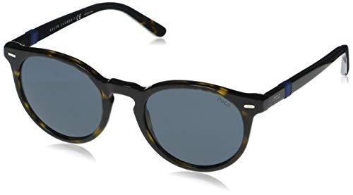 Ralph Lauren POLO 0PH4151 Gafas de sol, Dark Havana, 50 para Hombre