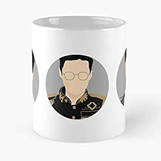 Lay Zhang Yixing Kpop Funny Christmas Day Mug Gifts Ideas For Mom - Great Ceramic Coffee Tea Cup