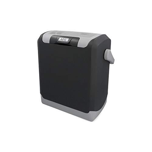 AEG Automotive Thermoelektrische Kühl- und Warmhaltebox KK 14 Liter, 12 Volt für Auto und Steckdose