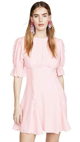 Keepsake Women's Beloved Mini Dress, Blush, Pink, Medium