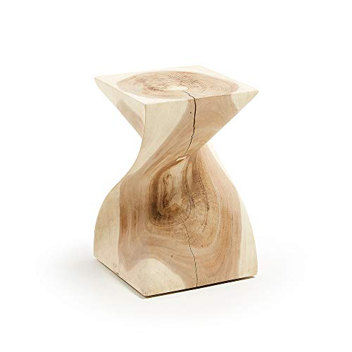 Kave Home - Table d'appoint Hakon 30 x 30 cm