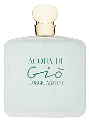 Acqua Di Gio Perfume by Giorgio Armani for Women. Eau De Toilette Spray 3.4 oz/100 Ml