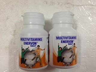 Enervon Multivitamins 30tabs PACK OF 2