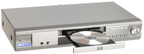 Review Samsung DVD-M301 DVD Player