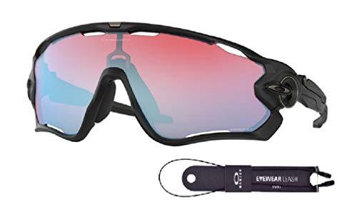 Oakley Jawbreaker OO9290 Sunglasses For Men+BUNDLE with Oakley Accessory Leash Kit