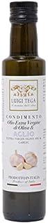 イタリア産 オリーブオイル ルイジ テガ/ルイジ テーガ LUIGI TEGA Condimento Olio Extra Vergine di Oliva & AGLIO ガーリック 250ml(230g)[ルイジテーガ][ガイアヴェルディ]...