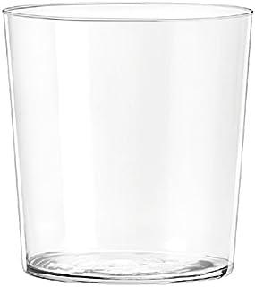 H&H Starck Vaso por Agua, 350 CC, Vidrio, Transparente,