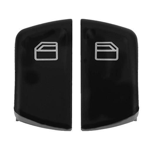 interruptor de la ventana de energía, izquierdo derecho control alimentación Tapa lateral Kit cubierta para MB Vito Viano W639 Sprinter II 906