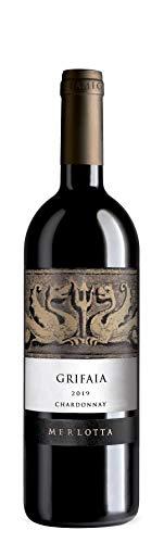 MERLOTTA GRIFAIA BIANCO Chardonnay Colli D'Imola DOC 2019-6 bottiglie da L 0,75