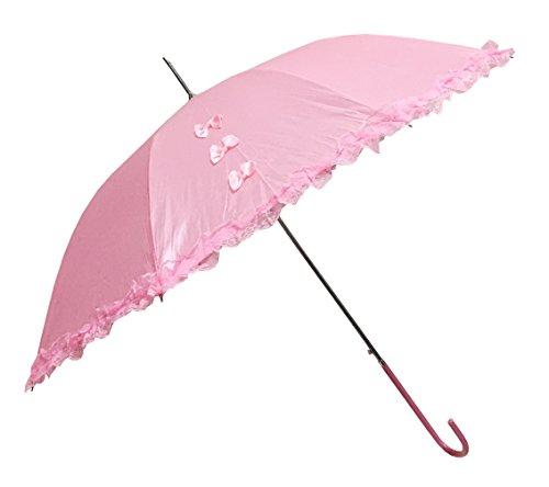 Pink Umbrella, Baby Shower Umbrella, Wedding Umbrella, Decoration Umbrella