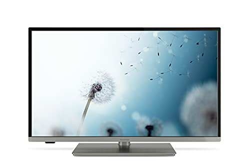 Panasonic TX-32JSW354 LED TV (32 Zoll Fernseher / 80 cm, Smart TV, HD Triple Tuner, Media Player) silber