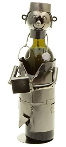 Edler Soporte para botellas Metal Médico Botella Soporte Doctor