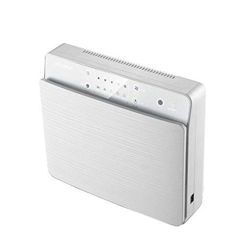 Luchtreiniger, muur huis luchtreiniger voor de slaapkamer, voor-filter, koolstoffilter, True-filter tegen allergieën, fijnstof, pollen, geuren