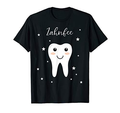 Zahnfee Fasching Karneval Kostüm Party Verkleidung Geschenk T-Shirt