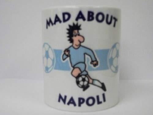 Filmcell Factory Ltd Napoli FC Fútbol Italiano Taza/Taza Sports Memorabilia