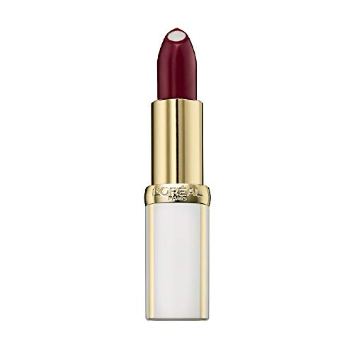 L'Oréal Paris Age Perfect Lippenstift in Nr. 706 perfect burgundy, intensive Pflege und Glanz, in sattem beerenton, 4,8 g