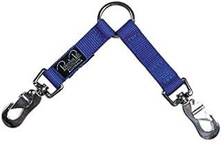 "Prestige Pet Products Two-Dog Coupler 3/4"" X 24"" (61cm), Blue"