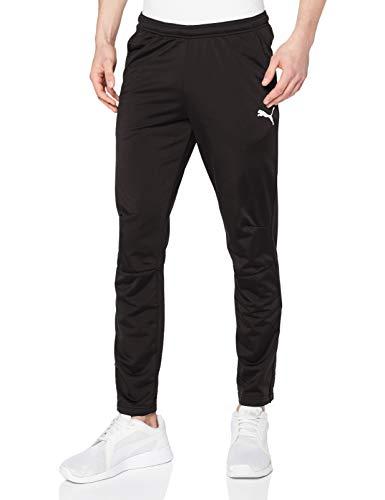 PUMA Liga Training Pants, Pantaloni Uomo, Nero Black White), S