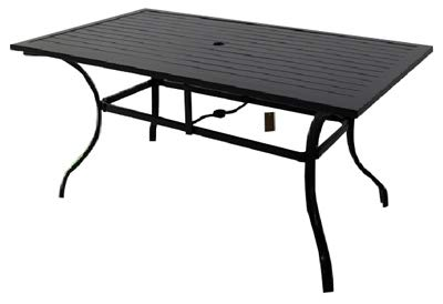 Patio Master Corp FS Chesap 40x68 Table ALE26412H60