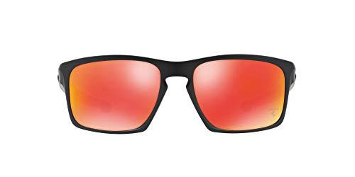 OAKLEY OO9262 57 926212 Oakley OO9262 57 926212 Rechteckig Sonnenbrille 57, Schwarz