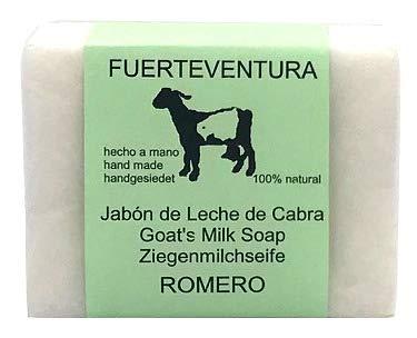 Jabón de Leche de Cabra de FUERTEVENTURA - Aroma ROMERO