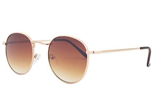 SFY Gafas de sol - Unisex - Protección UV400 - Alta calidad - Gafas de moda - F19145 (C4)