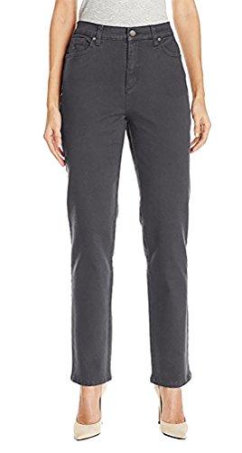 Gloria Vanderbilt Damen   Jeans -  grau -  50 Kurz