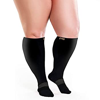 extra wide compression socks