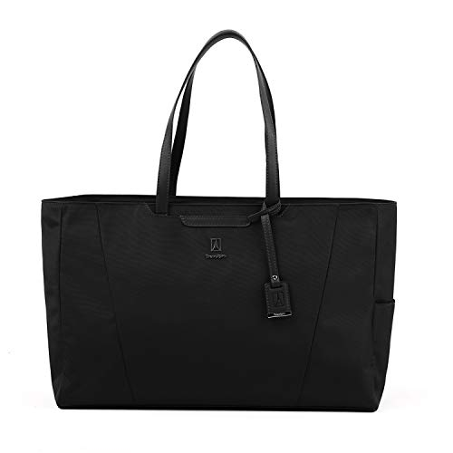 Travelpro Women's Maxlite 5-Laptop Carry-On Travel Tote Bag, Black, One Size