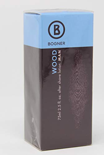 Bogner - Wood Man After Shave 75ml