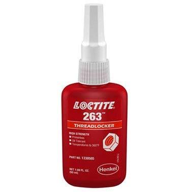 theseasonsale Catstail 50ml LOCTITE 263 red high Strength threadlocking Adhesive