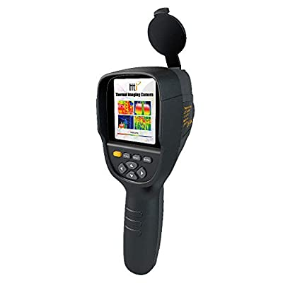 HT-19 Handheld Thermal Imager Detector 320x240 Pixels Thermal Imager Camera Infrared Temperature Heat with Storage Match Seek/FLIR Thermar with DHL